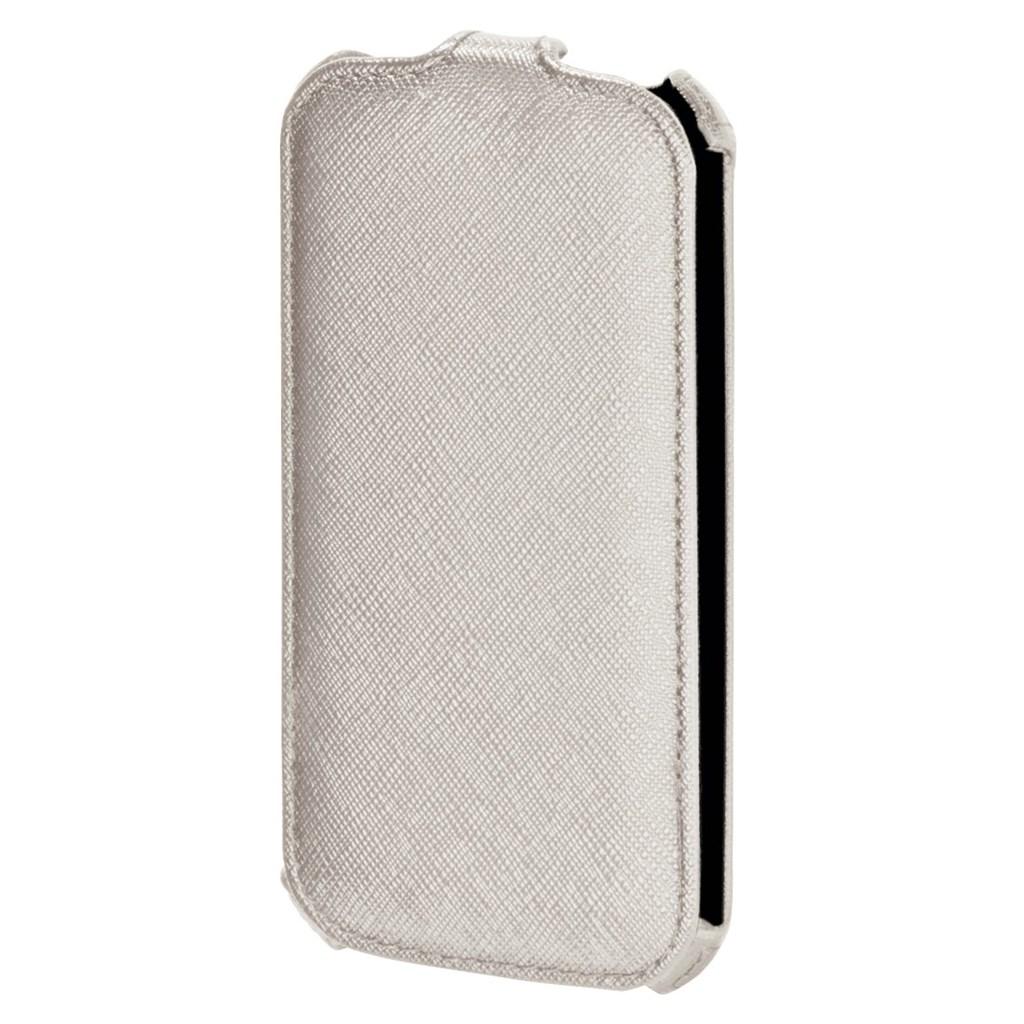 Hama pouzdro Flap Case pre Samsung Galaxy S III, bílé