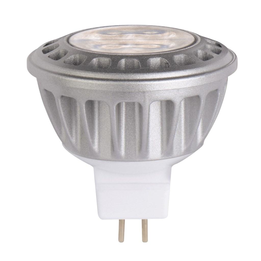 Xavax LED žárovka reflektorová, 5 W (=35 W), GU 5.3, MR16, teplá bílá, 1 ks v blistru