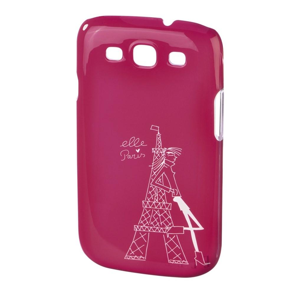 ELLE Tour Eiffel kryt pro Samsung Galaxy S III