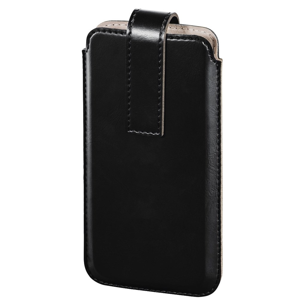 Hama Slide pouzdro na telefon, velikost L, černé