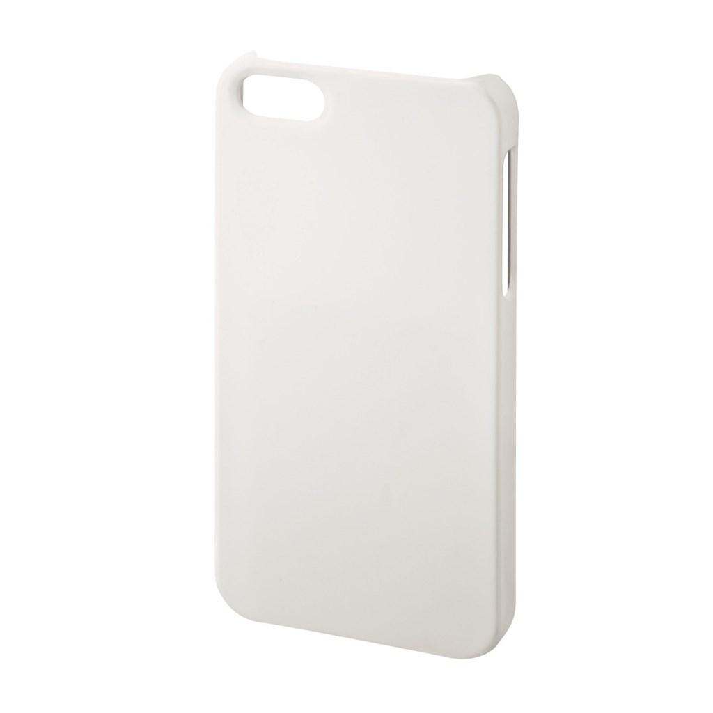 Hama Touch kryt pro Apple iPhone 5/5s/SE, bílý