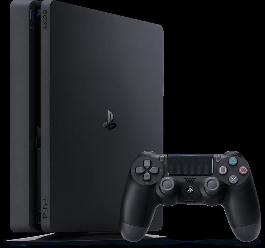 PS4 1TB D Chassis Black/EAS SLIM