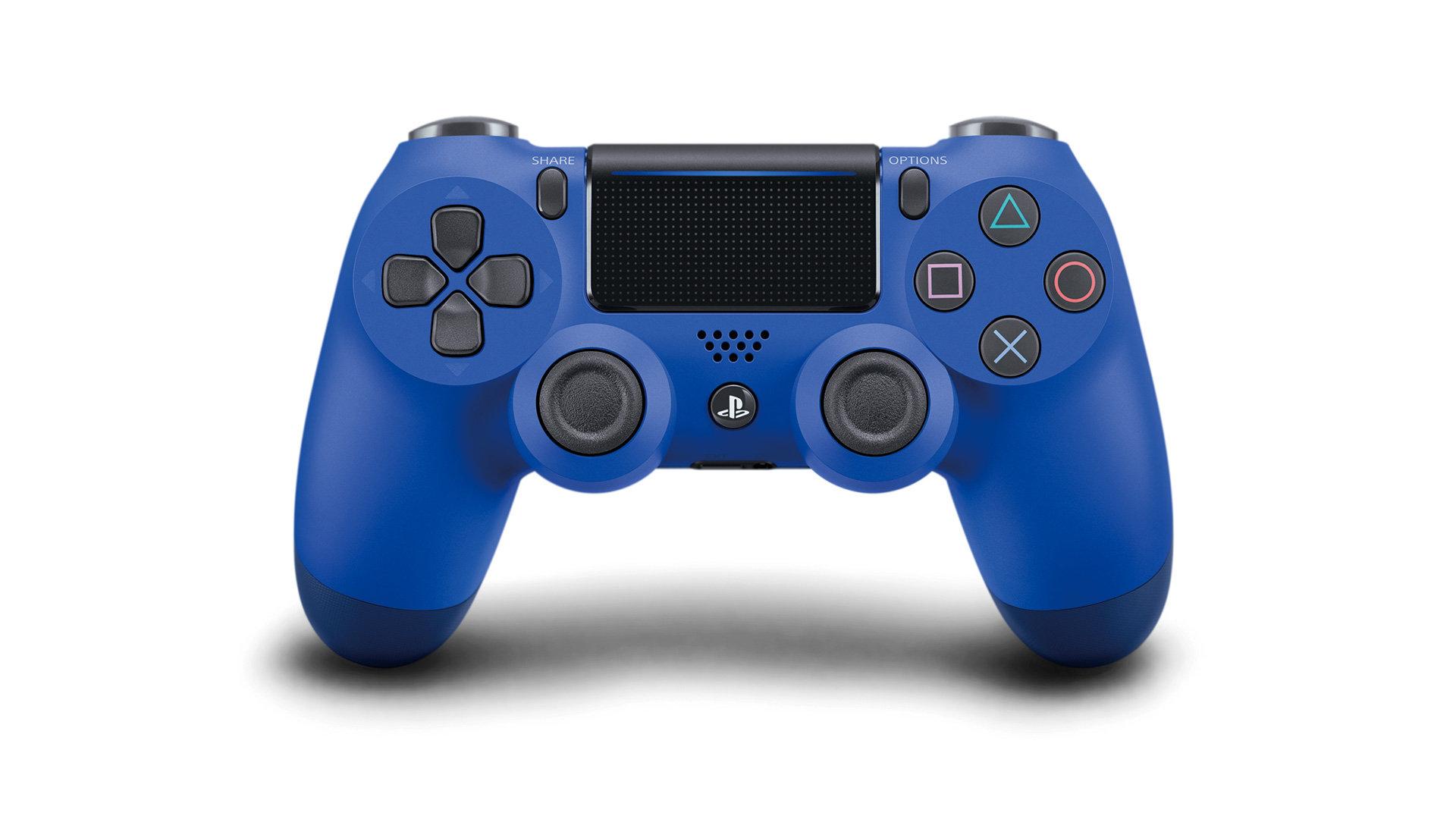 PS4 - DualShock 4 Controller Blue v2