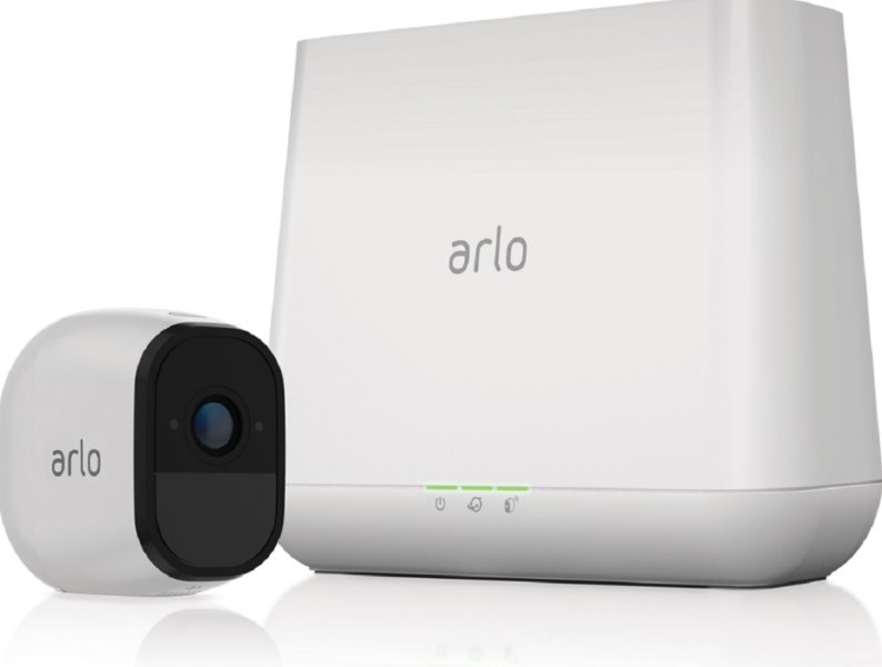 ARLO PRO 1 x HD Camera Smart Security System Wire Free (VMS4130)