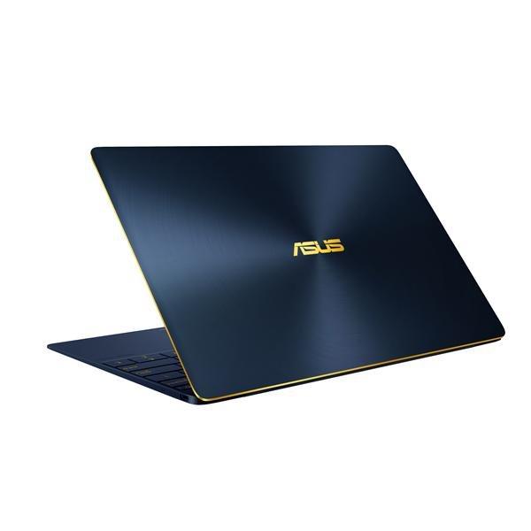 """ASUS NB UX390UA - Core i7-7500U@3.50GHz, 12.5"""" LED FHD, intel HD, 16GB, 1T SSD PCIe, WiFi, BT, W10Pro, tm. modrá barva"""