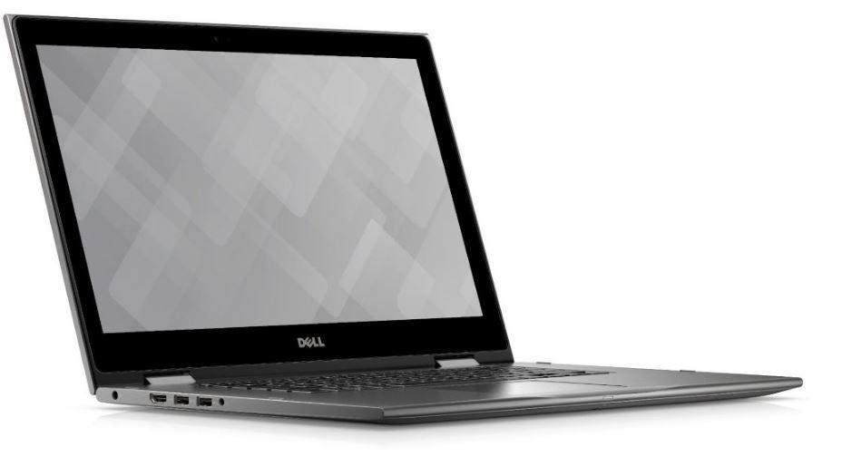 "Dell Inspiron 15z 5578 15"" FHD Touch i5-7200U/8G/256GB SSD/MCR/HDMI/USB/W10P/3RNBD/Šedý"