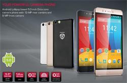 "PRESTIGIO MultiPhone Muze A7, 5.3"", Dual SIM,1280x720 IPS, Octa Core 1.4Ghz, 2GB RAM,Android 5.1,16GB ROM,13/5Mpx,silver"