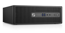 HP ProDesk 400 G3 SFF, Pentium G4400, 4 GB, 128 GB SSD, DVDRW, W10Pro