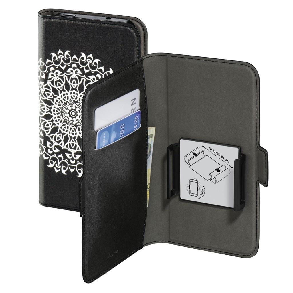 "Hama Smart Move-Boho Circle, pouzdro na mobil, XL (4,7""-5,1""), černé"