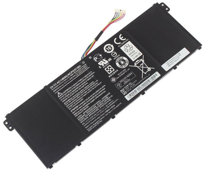 Acer BATERY.3CELL.3220mAH for ASPIRE E3-112, ES1-311,-331, -731G, C730, CB3-111, EXTENSA 2508,-2519, TMB116