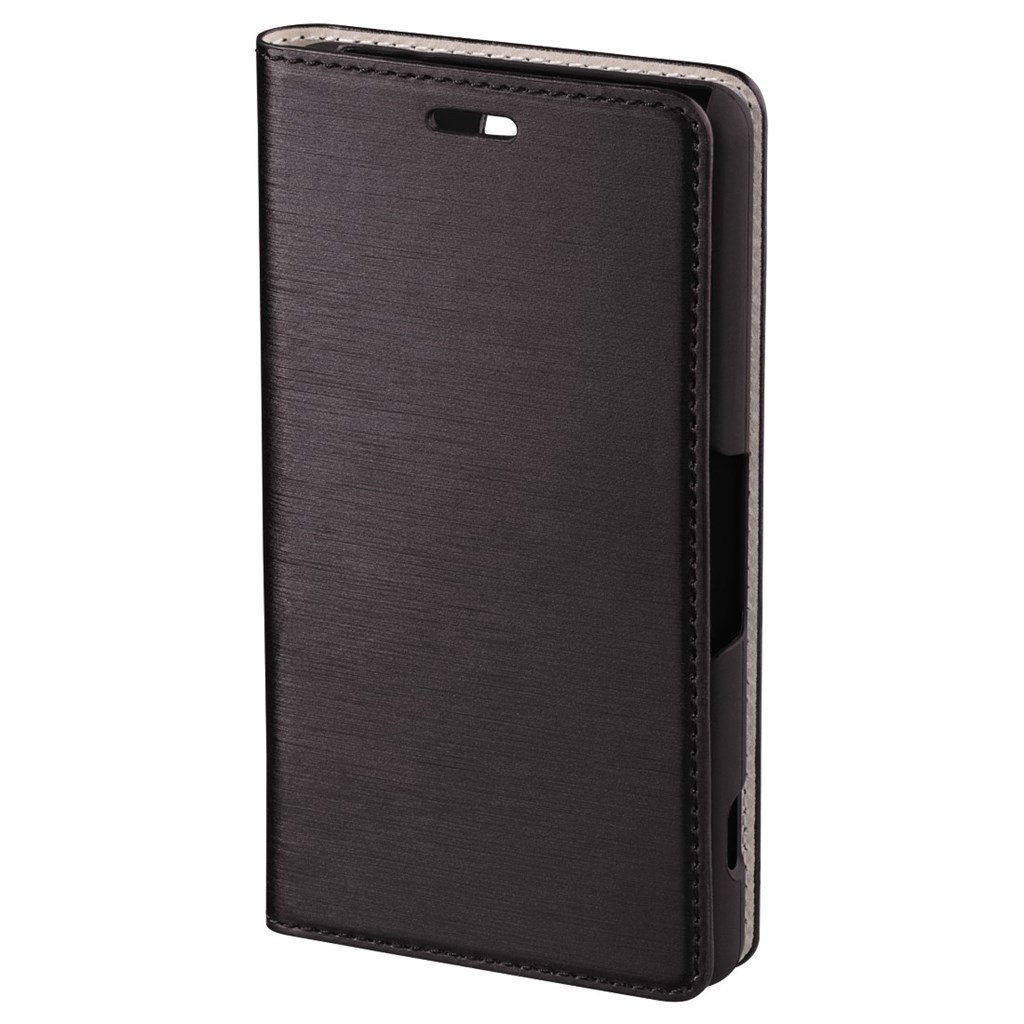 Hama Slim Booklet Case for Sony Xperia Z3 Compact, black