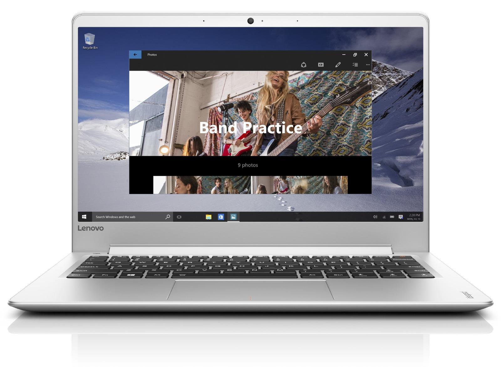 Lenovo IdeaPad 710S 13.3 FHD IPS AG/I5-7200U/256G SSD/8G/INT/W10 stříbrný