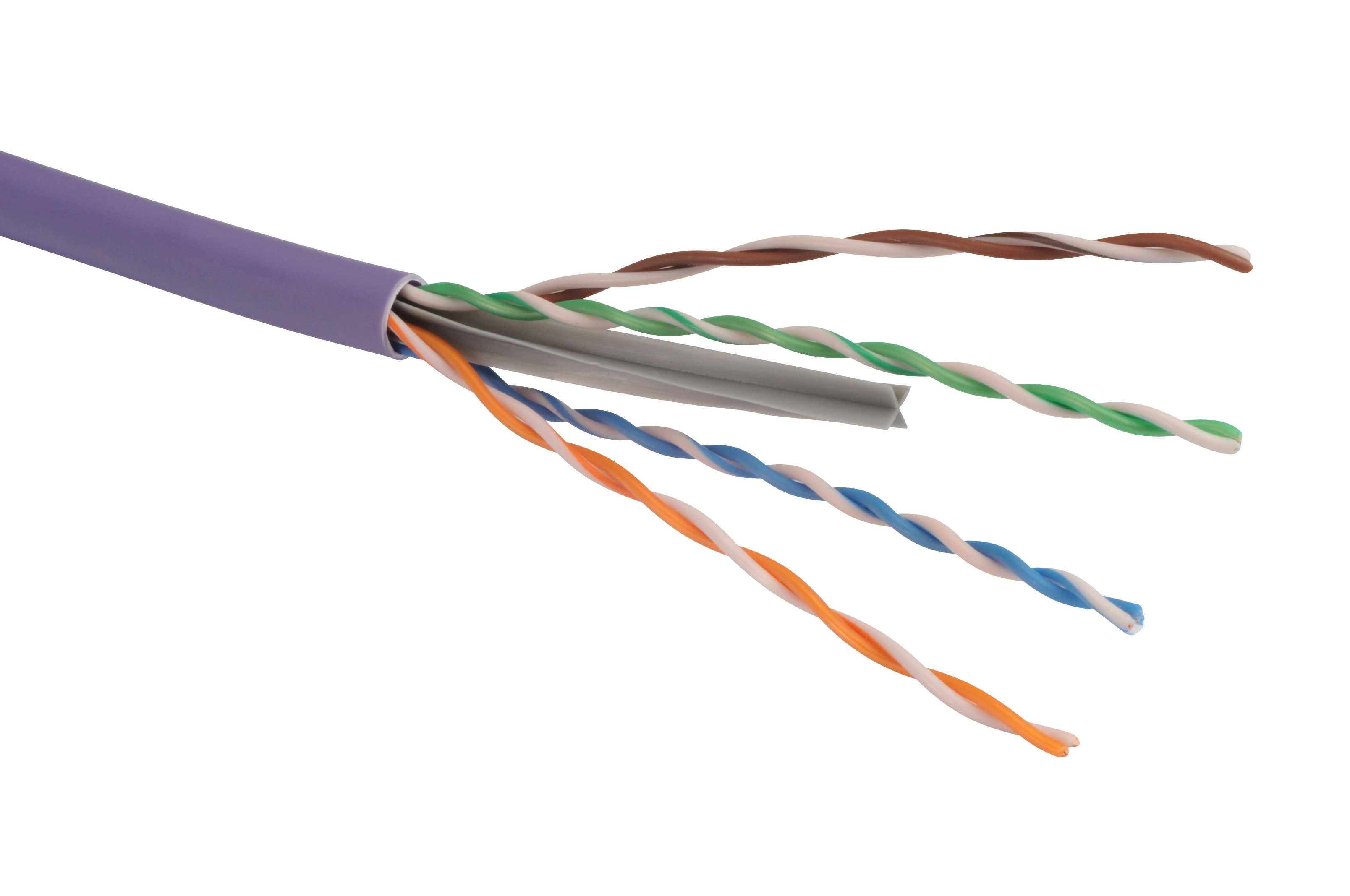 Instalační kabel Solarix CAT6 UTP LSOH 305m/box