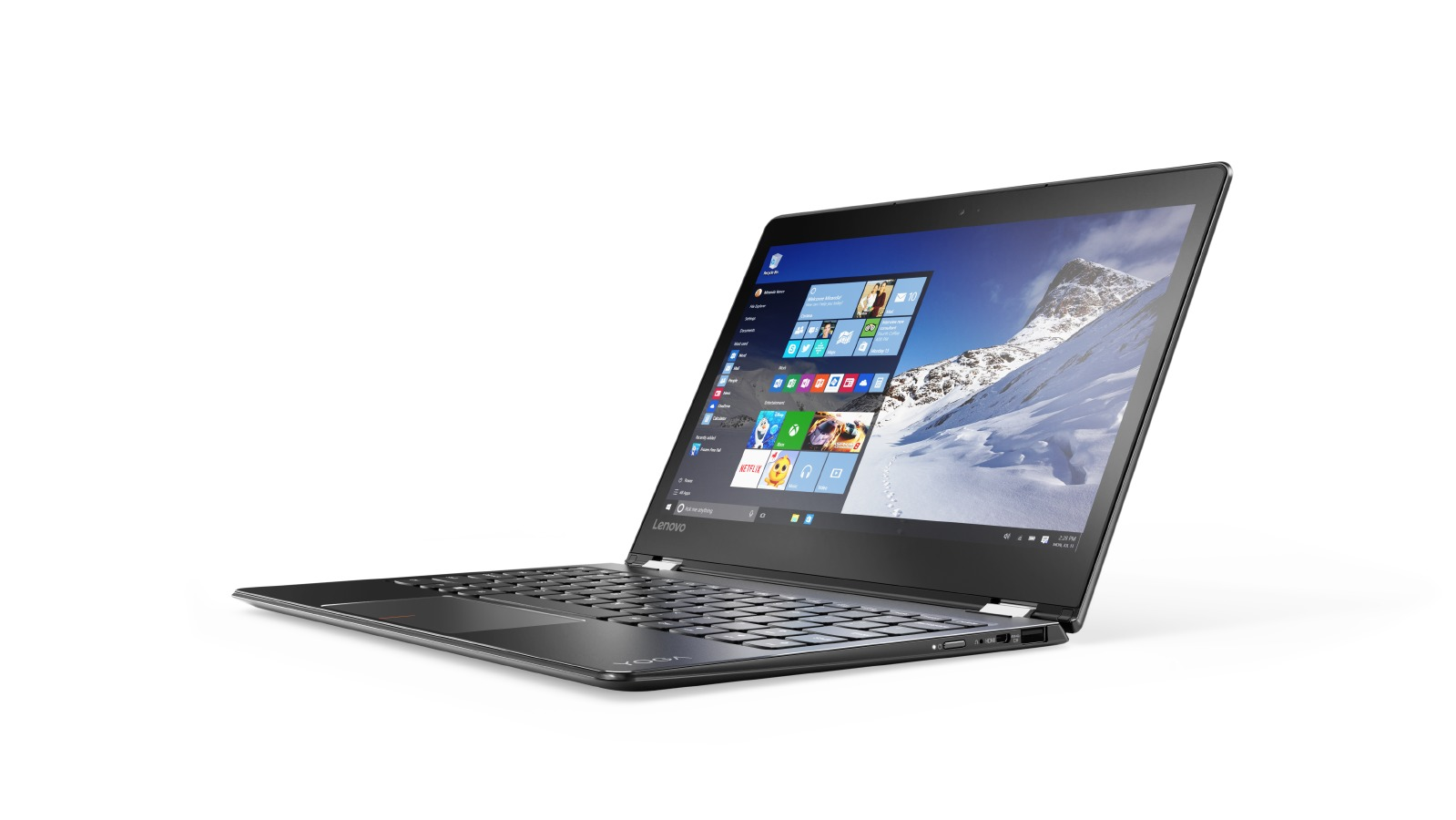 "Lenovo YOGA 710-11IKB Core M3-7Y30 2,60GHz/8GB/SSD 256GB/11,6"" FHD/IPS/multitouch/WIN10 černá 80V60009CK"