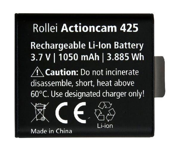 Rollei náhradní baterie pro kamery AC 425 Wi-Fi/ 430