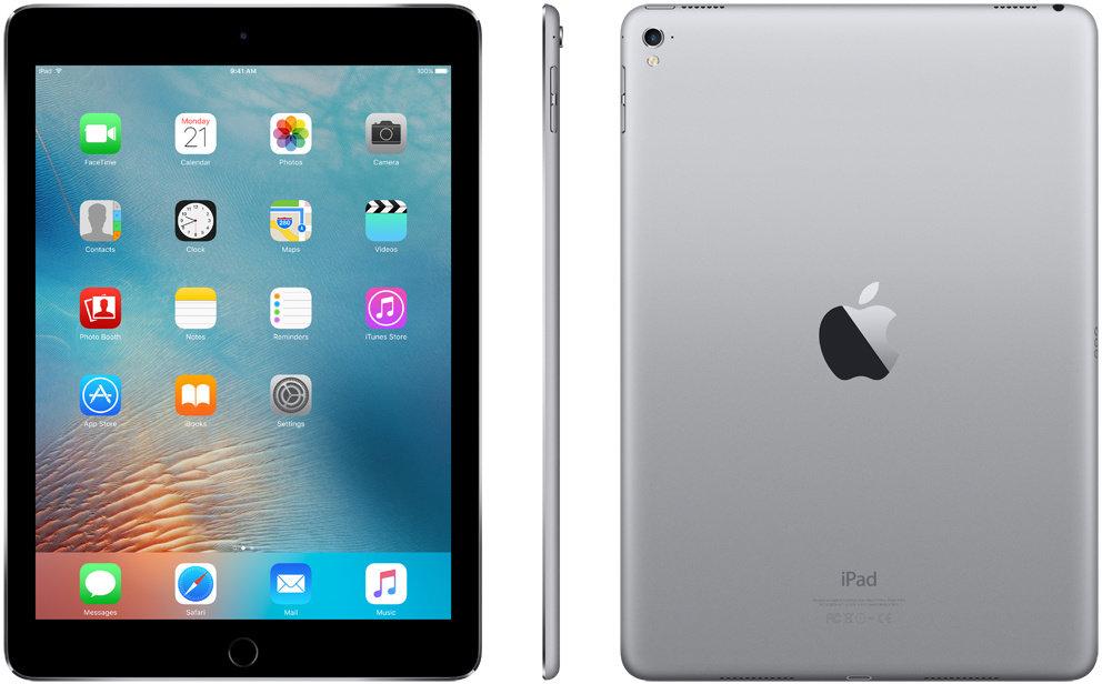 9.7'' iPad Pro Wi-Fi 128GB Space Grey