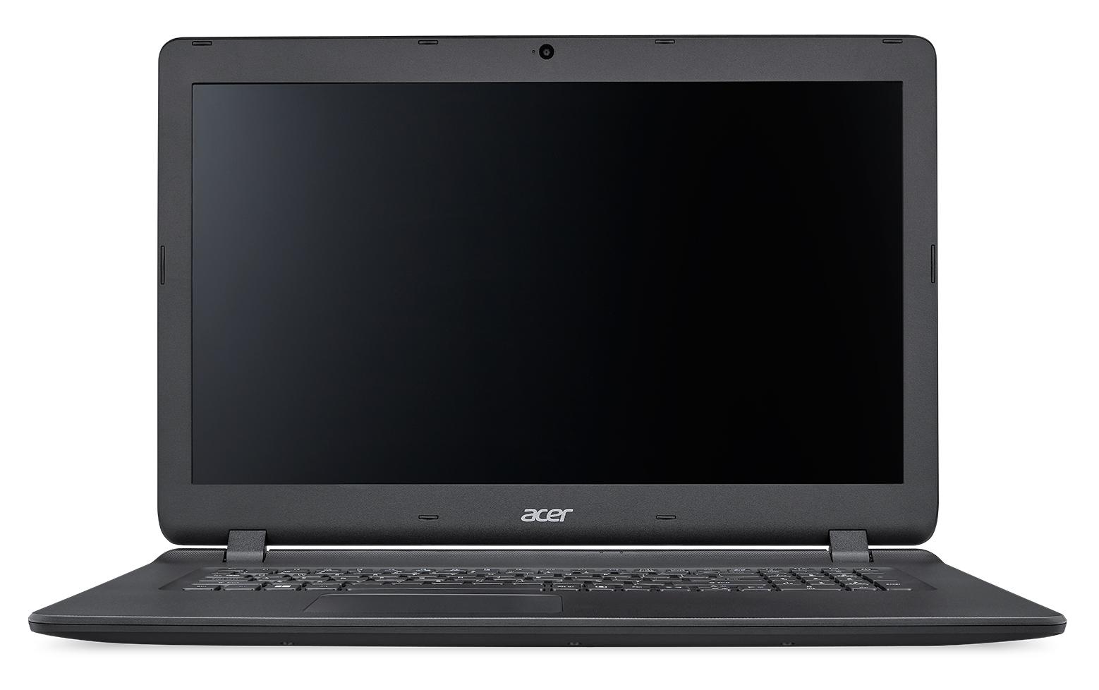 Acer Aspire ES 17 17,3/N4200/8GB/1TB/W10 černý