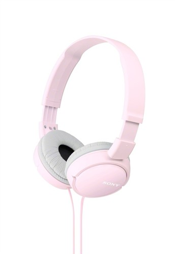 Sony MDR-ZX110P pink
