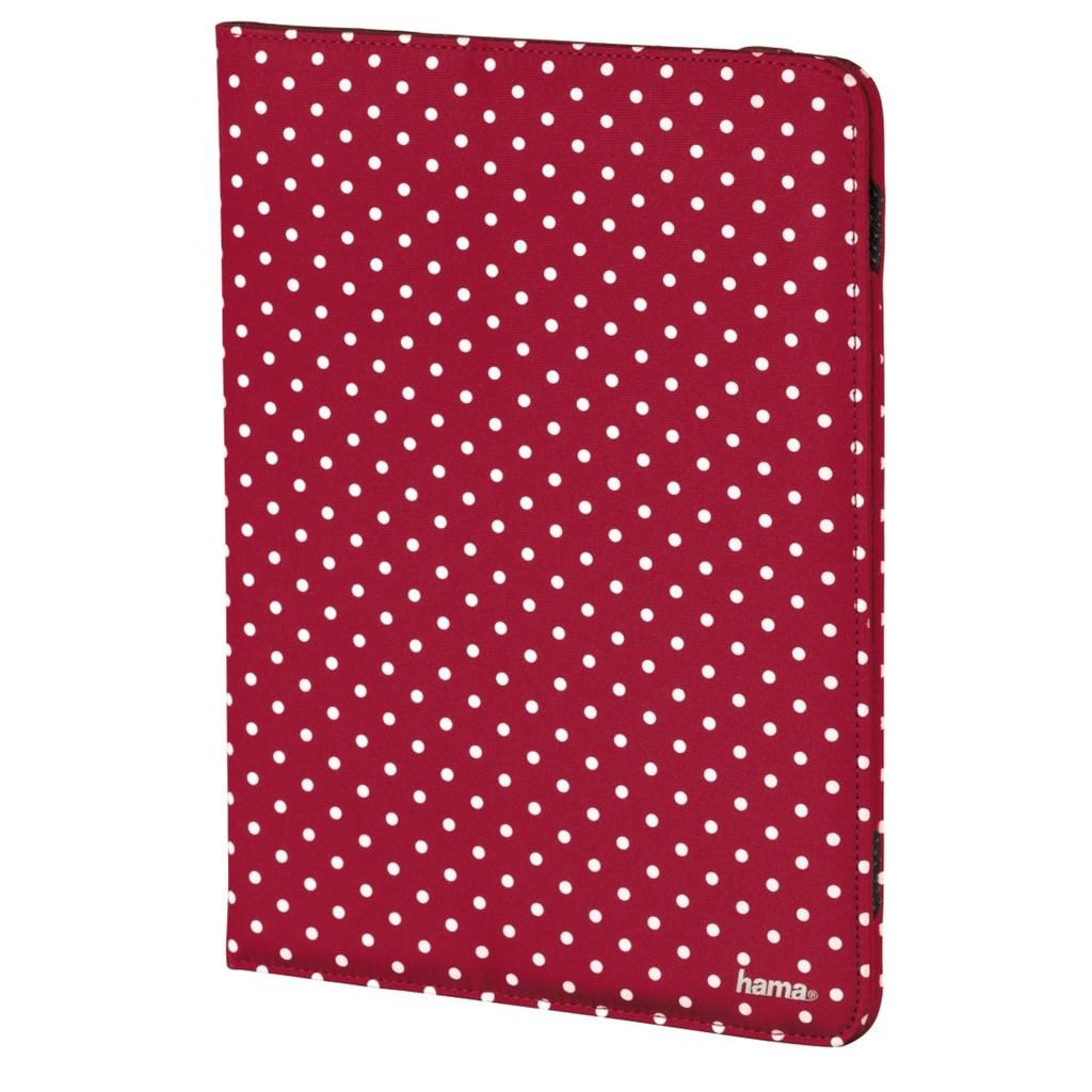 """Hama Polka Dot pouzdro na tablet, do 20,3 cm (8""""), červené"""