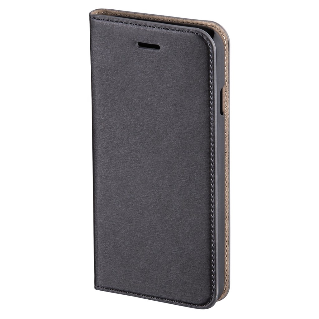 Hama Slim Booklet Case for Apple iPhone 6s, space grey