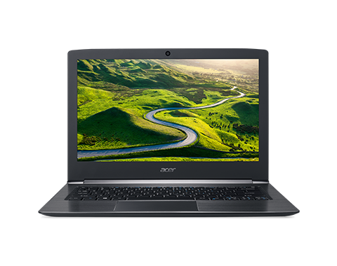 "Acer Aspire S 13 (S5-371-33VS) i3-7100U/4GB+N/A/128GB SSD M.2+N/HD Graphics/13.3"" FHD/BT/W10 Home/Black"