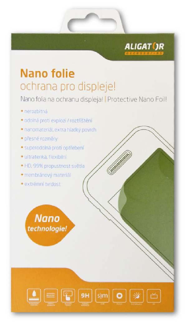 Aligátor NANO Fólie Samsung SM-G800 Galaxy S5 Mini