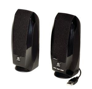 Logitech Repro OEM S150 USB, 1.2W, černá barva
