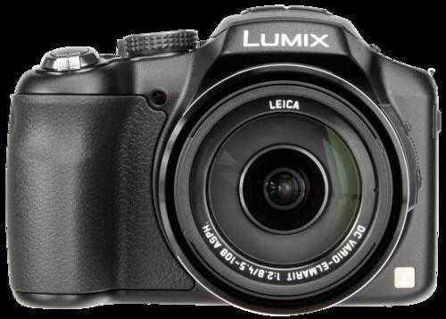 Panasonic Lumix DMC-FZ200 cerna