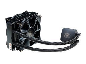 Coolermaster chladič Nepton 140XL,vodník,skt.2011/1366/1155/1150/AM3+/AM3/AM2/FM1/FM2 silent, 38mm radiator, 140mm fan