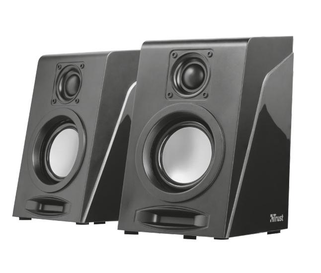 repro aktivní TRUST Cusco Compact 2.0 Speaker Set