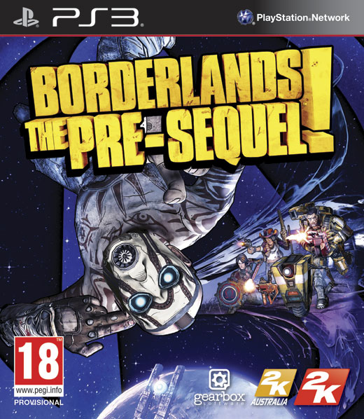 PS3 - Borderlands: The Pre-Sequel