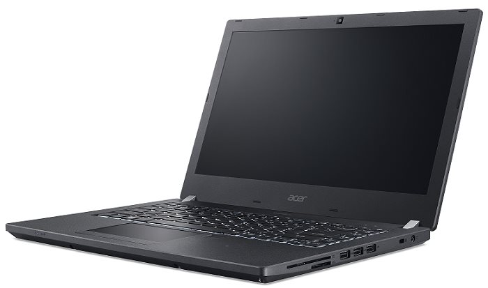 "Acer TravelMate P449-M-35L0 i3-6100U/4GB+N/256GB SSD M.2+N/HD Graphics/14"" FHD IPS matný/BT/W10Pro/Black"