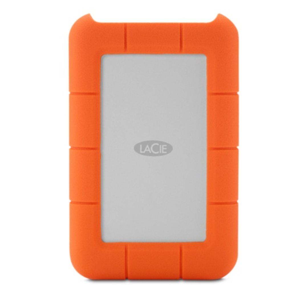 LaCie externí HDD Rugged v2 Thunderbolt 2TB, 2.5'', USB 3.0, odolný (IP54)