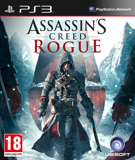 PS3 - Assassins Creed Rogue