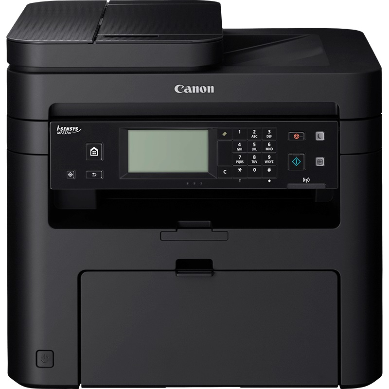 Canon i-SENSYS MF237w - PCSF/LAN/WiFi/WiFi Direct/ADF/23ppm/USB