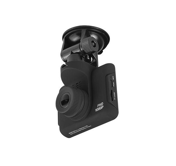 "Modecom MC-CC14 FHD kamera do auta, Full HD 1080p, microSD/SDHC, 2.8"" dotykový LCD, Micro USB, G-sensor, černá"