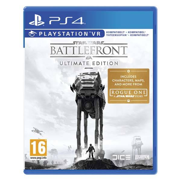 Electronic Arts PS4 hra Star Wars Battlefront (Ultimate Edition)