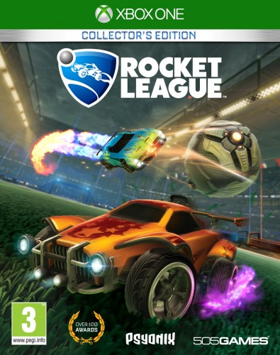XBOX ONE - Rocket League: Collectors Edition