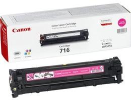 Toner Canon CRG716M 1500str. (CRG-716M) pro LBP-5050