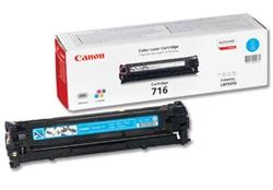 Toner Canon CRG716C 1500str. (CRG-716C) pro LBP-5050