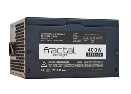Fractal Design Essence Black 400W (>85%)