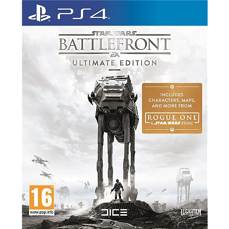 PS4 - Star Wars Battlefront - Ultimate Edition