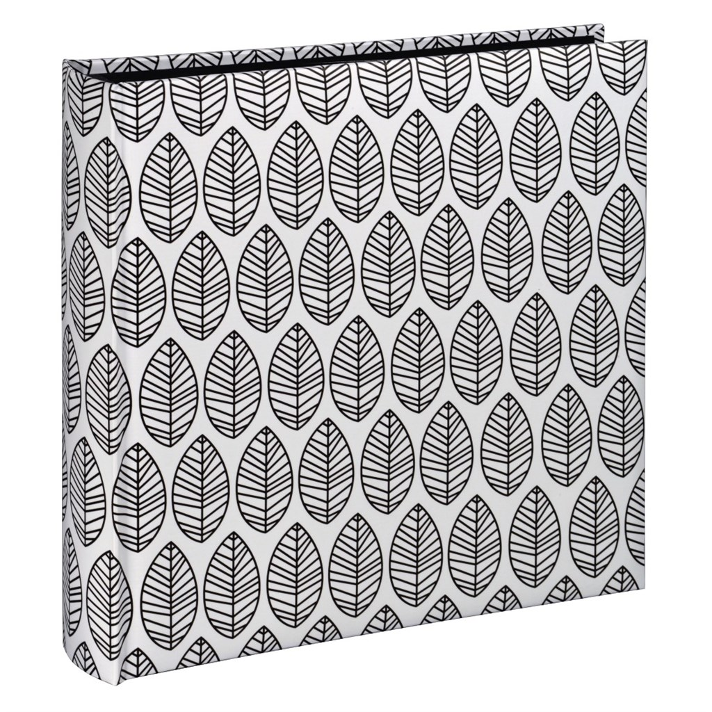 Hama album klasické LA FLEUR 30x30 cm, 100 stran, bílá