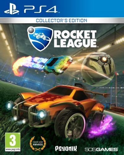 PS4 - Rocket League: Collectors Edition