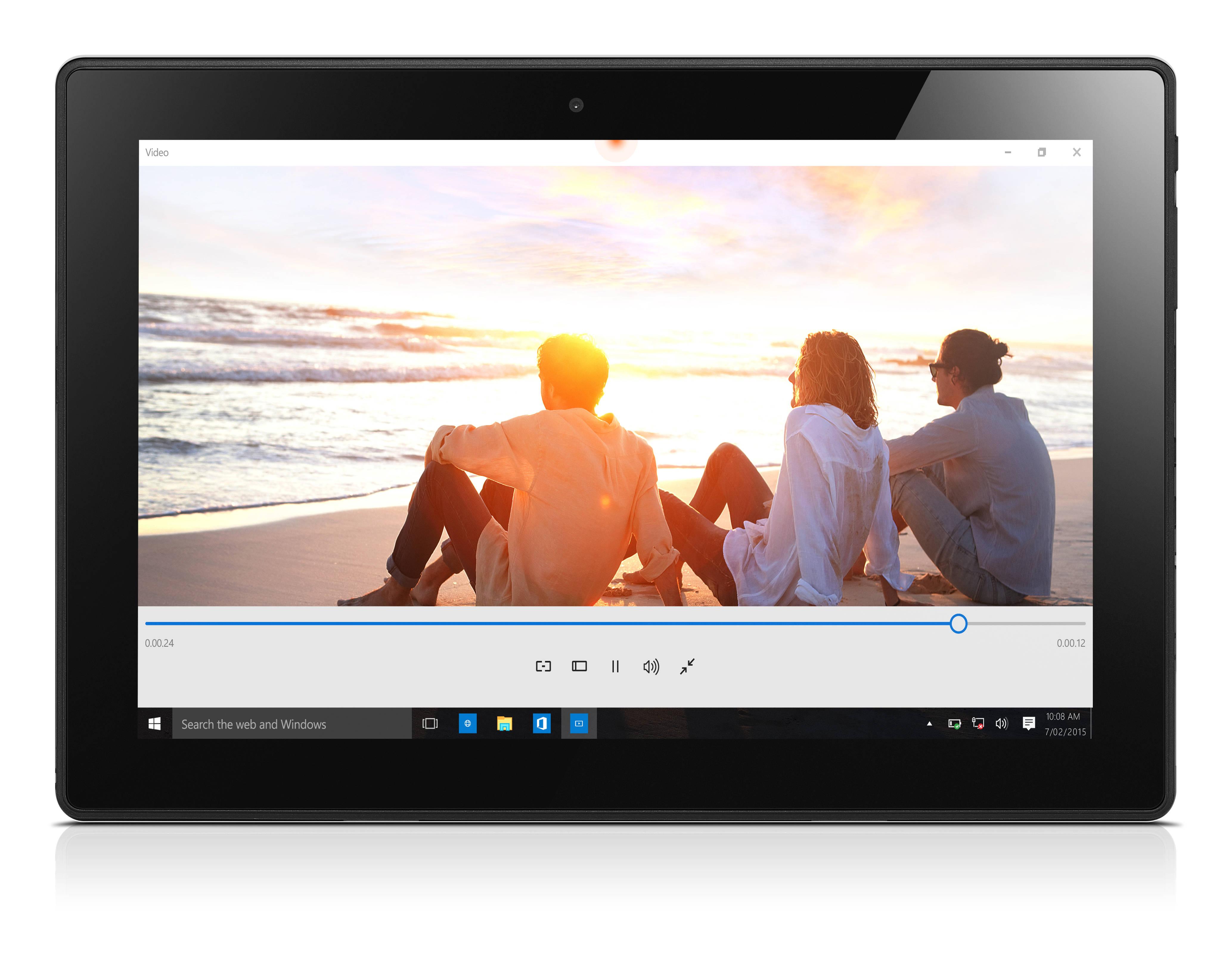 "Lenovo Tablet MiiX 310 Atom x5-Z8350 1,92GHz/4GB/64GB/10,1"" FHD/IPS/multitouch/KBRD DOCK/WIN10 stříbrná 80SG00CSCK"