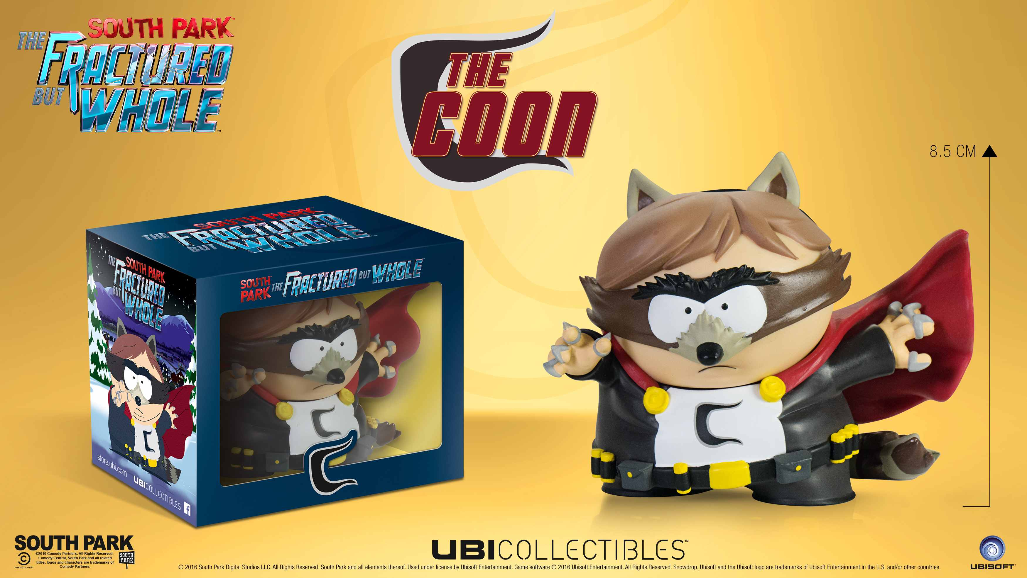 Figurka - South Park: THE COON 7,5cm