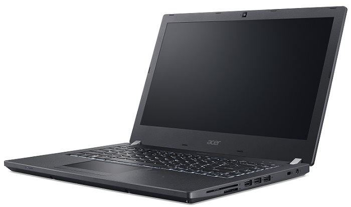 """Acer TravelMate P459-MG-52HW i5-6200U/4GB+4GB/256GB SSD+500GB 7200ot./GeForce 940MX 2GB/15.6"""" FHD IPS LED/BT/W10Pro/Black"""