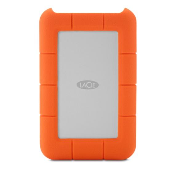 LaCie externí HDD Rugged v2 Thunderbolt 1TB, 2.5'', USB 3.0, odolný (IP54)