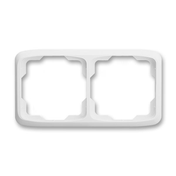 Tango rámeček 2-násobný bílá
