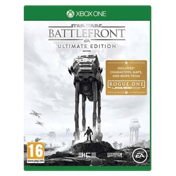 STAR WARS BATTLEFRONT ULTIMATE BUNDLE Xbox One CZ/SK/HU/RO